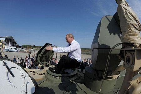 """Nga """"khoe"""" thiết bị quân sự tại triển lãm vũ khí - 11"""