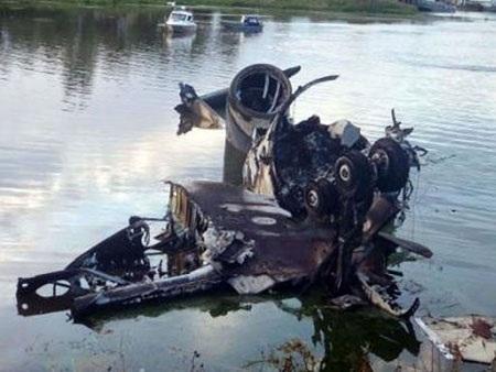 Hiện trường vụ tai nạn máy bay làm 43 người chết tại Nga  - 6