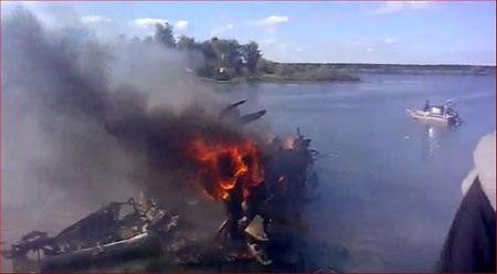 Hiện trường vụ tai nạn máy bay làm 43 người chết tại Nga  - 5