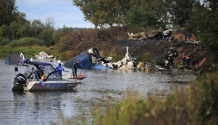 Hiện trường vụ tai nạn máy bay làm 43 người chết tại Nga  - 7