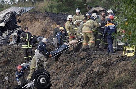 Hiện trường vụ tai nạn máy bay làm 43 người chết tại Nga  - 8