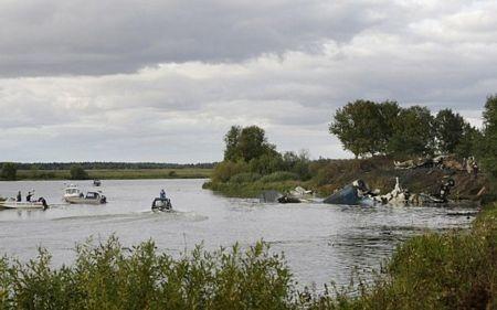 Hiện trường vụ tai nạn máy bay làm 43 người chết tại Nga  - 9