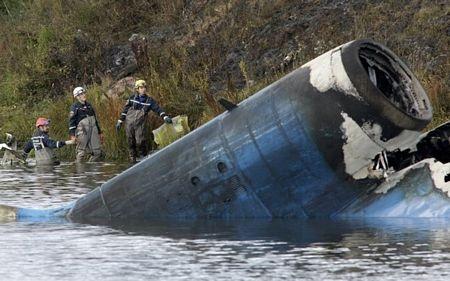 Hiện trường vụ tai nạn máy bay làm 43 người chết tại Nga  - 10