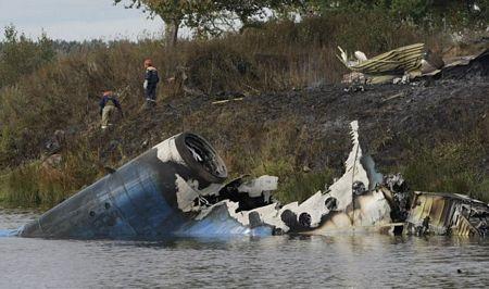 Hiện trường vụ tai nạn máy bay làm 43 người chết tại Nga  - 11