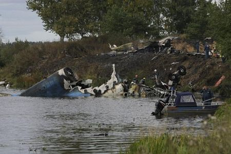 Hiện trường vụ tai nạn máy bay làm 43 người chết tại Nga  - 12