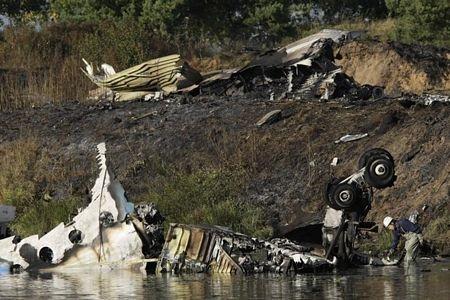Hiện trường vụ tai nạn máy bay làm 43 người chết tại Nga  - 13