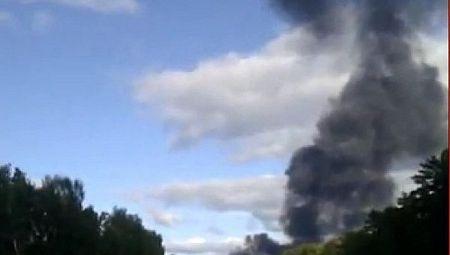 Hiện trường vụ tai nạn máy bay làm 43 người chết tại Nga  - 4