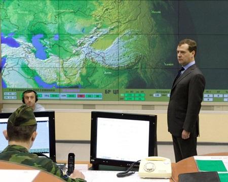 Nga kích hoạt hệ thống radar cảnh báo sớm tên lửa - 1