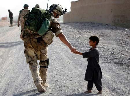 Đức đăng cai hội nghị quy mô lớn về Afghanistan - 1