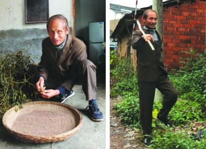 Phát hiện người đàn ông Trung Quốc trông giống Putin - 2