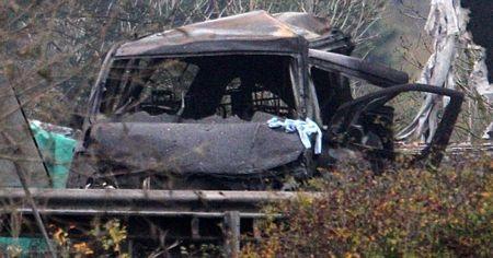 Cận cảnh tai nạn liên hoàn, 7 người chết, 51 người bị thương - 12