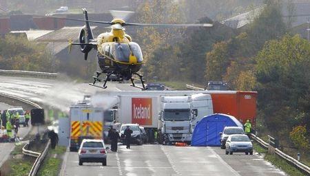 Cận cảnh tai nạn liên hoàn, 7 người chết, 51 người bị thương - 14