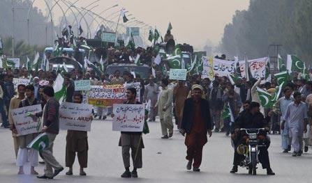 Pakistan triển khai vũ khí phòng không tới biên giới - 1