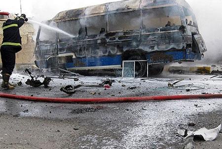 50 người chết trong làn sóng đánh bom rung chuyển Iraq - 1