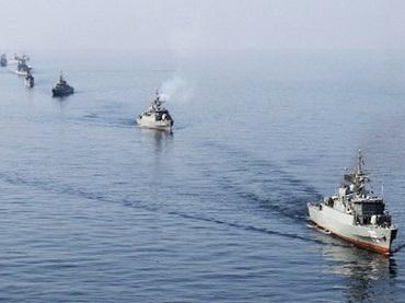 Tàu hải quân Iran qua kênh đào Suez vào Địa Trung Hải - 1