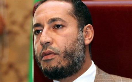Con trai Gadhafi doạ nổi dậy lật đổ chính quyền Libya - 1