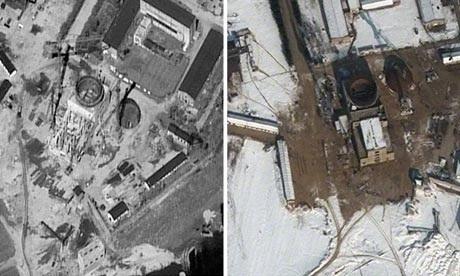 Triều Tiên vẫn tiếp tục xây lò phản ứng hạt nhân