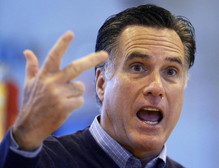 Mitt Romney dẫn đầu bầu cử sơ bộ tại bang Maine - 1