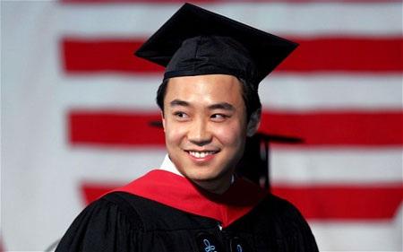 """""""Quý tử"""" nhà cựu bí thư Trùng Khánh tốt nghiệp trường Harvard"""