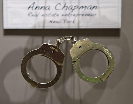 Mỹ trưng bày tư trang hành nghề của cựu điệp viên Nga Anna Chapman