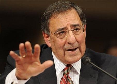 Bộ trưởng quốc phòng Mỹ Leon Panetta.