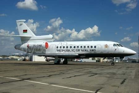 Chiếc máy bay 14 chỗ ngồi Dassault Falcon 900EX