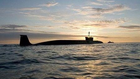 """Cận mặt """"quái vật biển tay dài"""" của Hải quân Nga"""