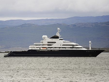 10 siêu du thuyền nổi bật nhất thế giới