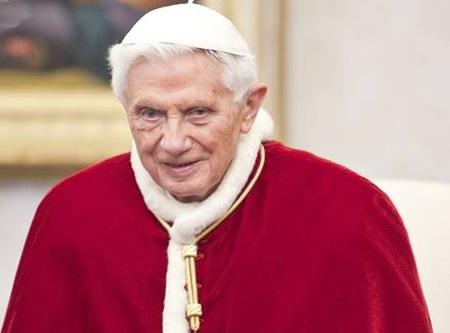 Giáo hoàng Bennedict XVI.