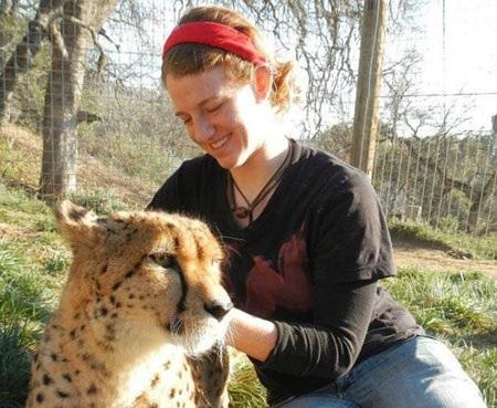 Một bức ảnh của Dianna Hanson được cô đăng tải trên Facebook.