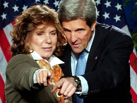 2. Gia tộc Kerry - trong đó có cựu thượng nghị sĩ kiêm đương kim Ngoại trưởng MỹJohn Kerry.