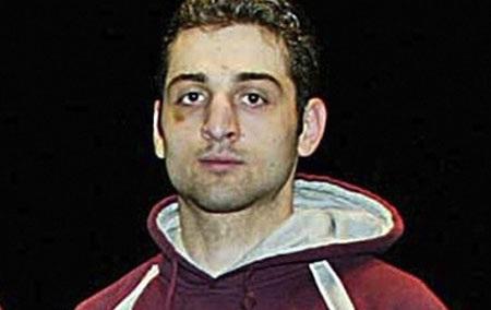 Chân dung Tamerlan Tsarnaev.