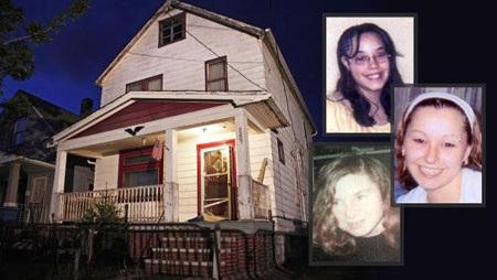 Ngôi nhà nơi3 phụ nữ bị giam giữ suốt 10 năm.