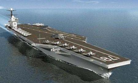 Tàu sân bay lớp Nimizt.