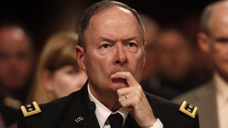 Tướng Keith Alexander.