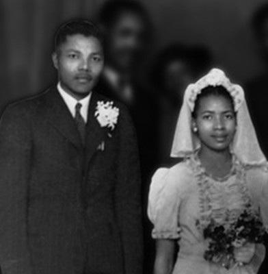 Gia đình khủng của Nelson Mandela