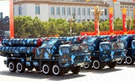 Ảnh vệ tinh Google Earth: Tổ hợp TLPK S-300PMU ở ngoại ô Bắc Kinh