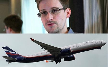 Snowden đã rời Hồng Kôngđi Mátxcơva hôm qua trên một chuyến bay của hãngAeroflot.