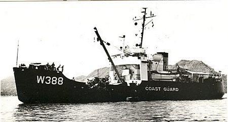 Một tàu chiến của Mỹ màWilliams đã phục vụ trên đó.