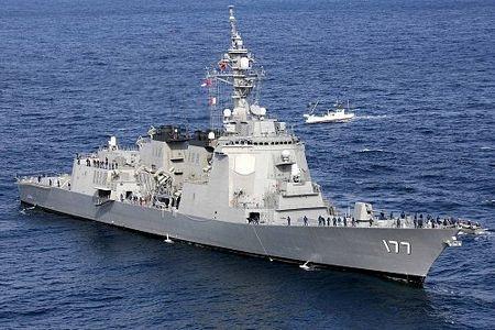 Tàu khu trục DDG-177 Atago thuộc lớp Atago của Nhật Bản