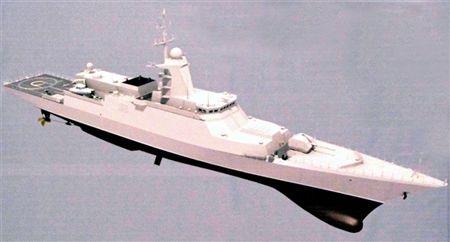 Chiến hạm đa nhiệm phòng không 20380.