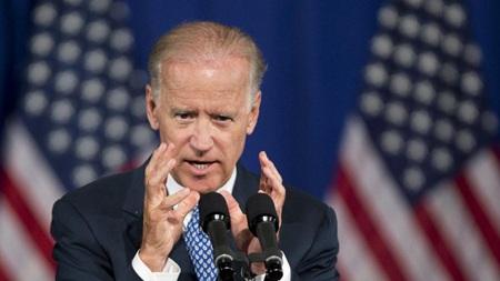 Phó Tổng thống Mỹ Joe Biden.