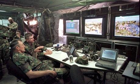 Lực lượng không gian mạng mới của Mỹ sẽ có khoảng 4.000 thành viên. Ảnh: AFP