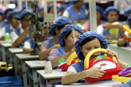 Theo Krugman, lực lượng lao động dư thừa của Trung Quốc đang đến lúc cạn kiệt. Ảnh: Internet