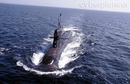 Tàu ngầm lớp Challenger của Xinhgapo.