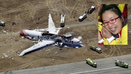 Ye Meng Yuan là một trong 3 nạn nhân của vụ tai nạn máy bay Boeing 777.