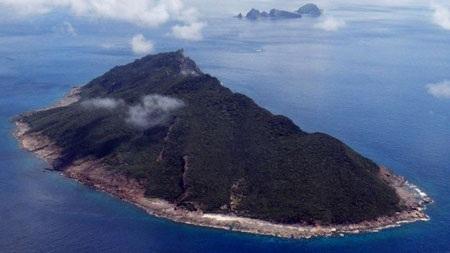 Quần đảo Senkaku/Điếu Ngư tranh chấp giữa Trung Quốc và Nhật Bản.