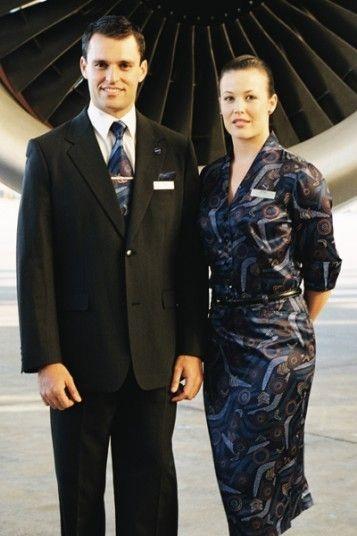 Những bộ bồng phục tiếp viên hàng không sexy nhất thế giới