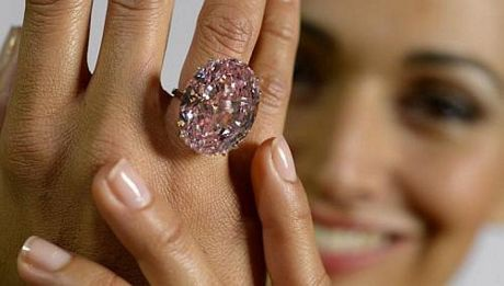 Phiên đấu giá Pink Star sẽ diễn ra tại Geneva vào ngày 13/11.