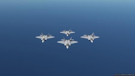 Mỹ sẽ đẩy nhanh giai đoạn quá độ, chuyển sang sử dụng toàn bộ máy bay chiến đấu thế hệ thứ 5